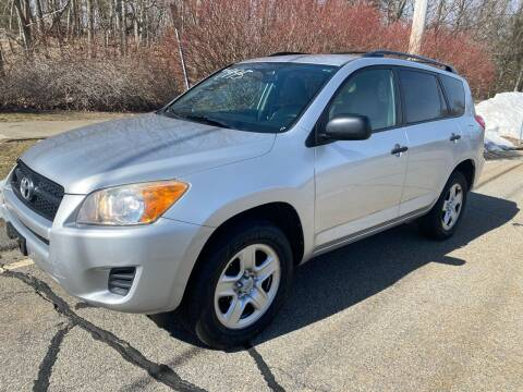 2010 Toyota RAV4 for sale at Padula Auto Sales in Braintree MA