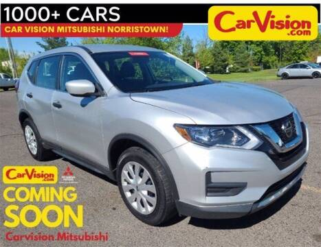 2018 Nissan Rogue for sale at Car Vision Buying Center in Norristown PA