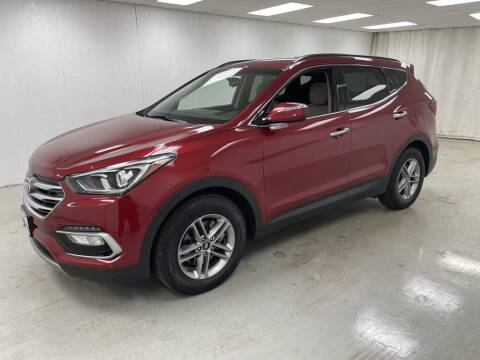 2018 Hyundai Santa Fe Sport for sale at Kerns Ford Lincoln in Celina OH