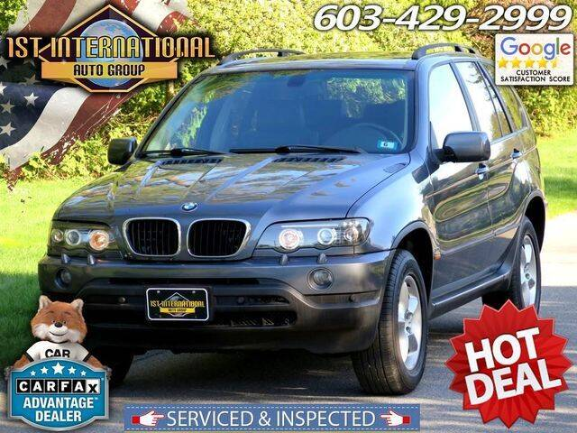 2003 BMW X5 for sale in Merrimack, NH