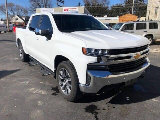2020 Chevrolet Silverado 1500 for sale at RT Auto Center in Quincy IL