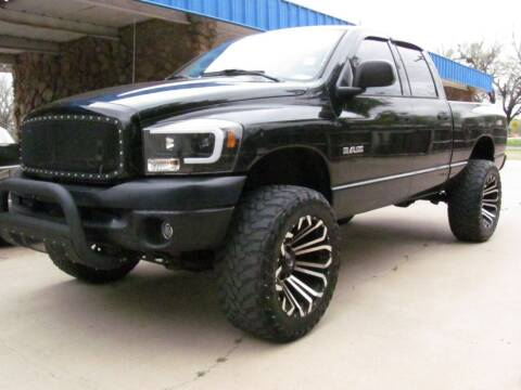 2008 Dodge Ram Pickup 1500 for sale at CANTWEIGHT CLASSICS in Maysville OK