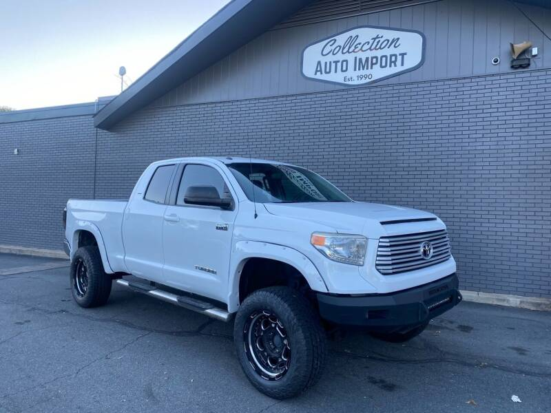 2014 Toyota Tundra for sale at Collection Auto Import in Charlotte NC
