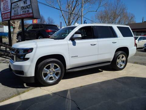 2016 Chevrolet Tahoe for sale at Imports Auto Sales & Service in San Leandro CA