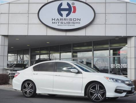 2016 Honda Accord for sale at Harrison Imports in Sandy UT