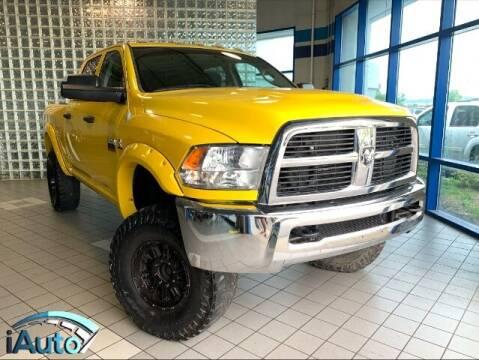 2012 RAM Ram Pickup 2500 for sale at iAuto in Cincinnati OH