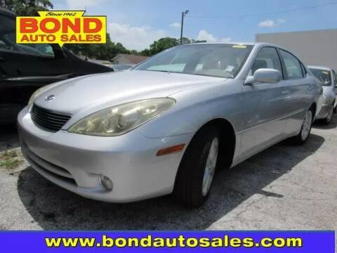 2006 Lexus ES 330 for sale at Bond Auto Sales in St Petersburg FL