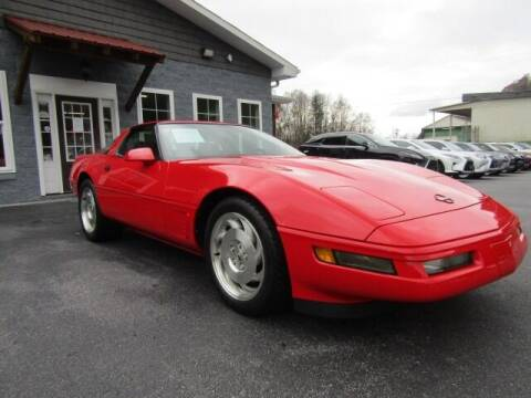 1996 Chevrolet Corvette for sale at Specialty Car Company in North Wilkesboro NC