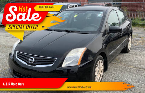 2010 Nissan Sentra for sale at A & R Used Cars in Clayton NJ