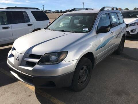 2003 Mitsubishi Outlander for sale at DK Super Cars in Cheyenne WY