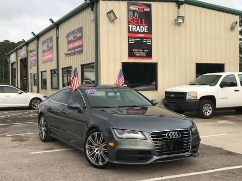 2013 Audi A7 for sale at Premium Auto Group in Humble TX