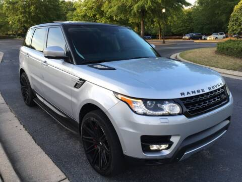 2014 Land Rover Range Rover Sport for sale at Legacy Motor Sales in Norcross GA