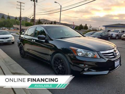 2011 Honda Accord for sale at Apollo Auto El Monte in El Monte CA