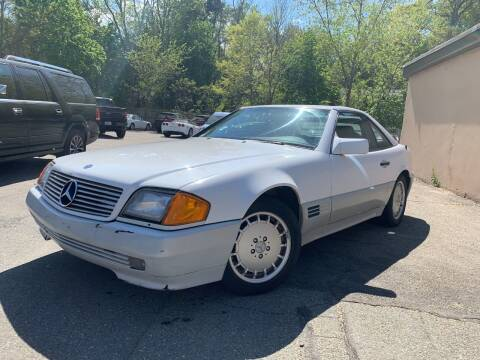 1992 Mercedes-Benz 500-Class for sale at Velocity Motors in Newton MA