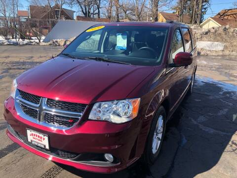 2020 Dodge Grand Caravan for sale at Jeffrey Motors in Kenosha WI