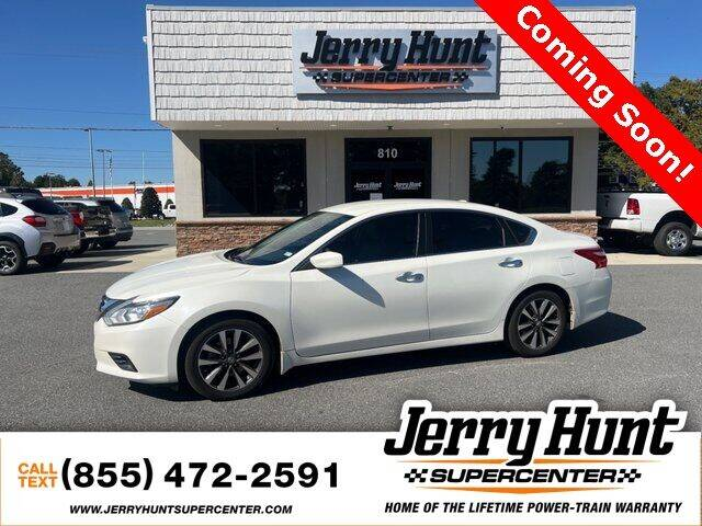 2016 Nissan Altima for sale at Jerry Hunt Supercenter in Lexington NC