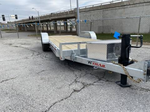 2021 K-TAIL TILT BED for sale at HATCHER MOBILE SERVICES & SALES in Omaha NE