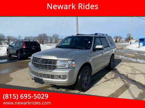 2007 Lincoln Navigator for sale at Newark Rides in Newark IL