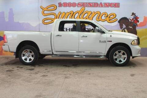2016 RAM Ram Pickup 1500 for sale at Sundance Chevrolet in Grand Ledge MI