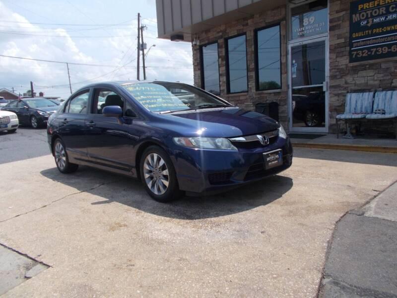 2009 Honda Civic for sale in Keyport, NJ