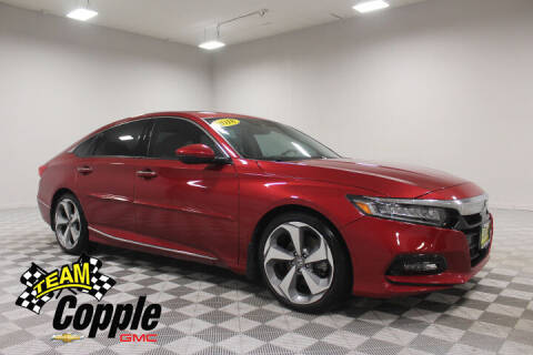2018 Honda Accord for sale at Copple Chevrolet GMC Inc in Louisville NE
