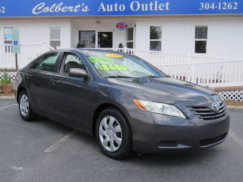 2009 Toyota Camry for sale at Colbert's Auto Outlet in Hickory NC