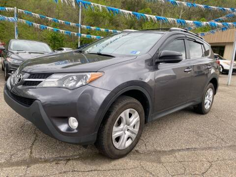 2015 Toyota RAV4 for sale at Matt Jones Preowned Auto in Wheeling WV