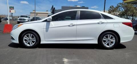 2014 Hyundai Sonata for sale at Henry's Autosales, LLC in Reno NV