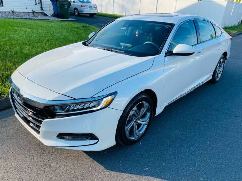 2019 Honda Accord for sale at Kensington Family Auto in Kensington CT
