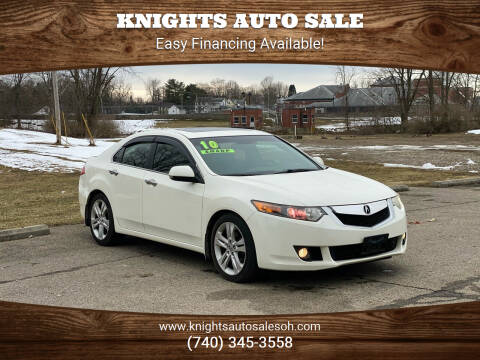 2010 Acura TSX for sale at Knights Auto Sale in Newark OH