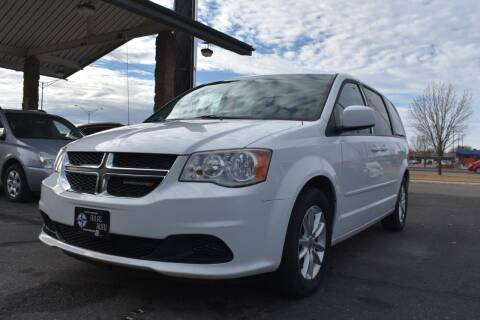 2014 Dodge Grand Caravan for sale at Atlas Auto in Grand Forks ND