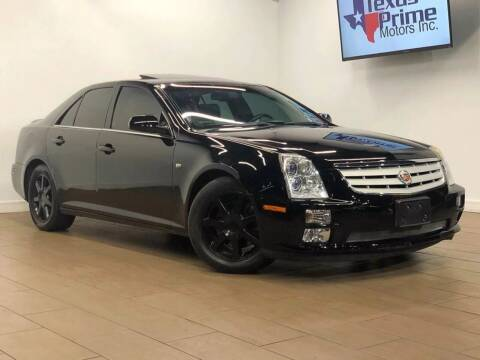 2005 Cadillac STS for sale at Texas Prime Motors in Houston TX