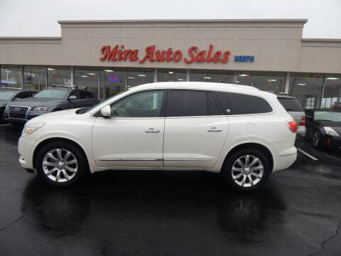 2013 Buick Enclave for sale at Mira Auto Sales in Dayton OH