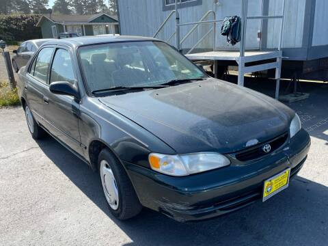 1999 Toyota Corolla for sale at HARE CREEK AUTOMOTIVE in Fort Bragg CA