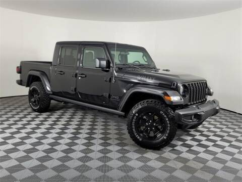 2021 Jeep Gladiator for sale at PHIL SMITH AUTOMOTIVE GROUP - Encore Chrysler Dodge Jeep Ram in Mobile AL