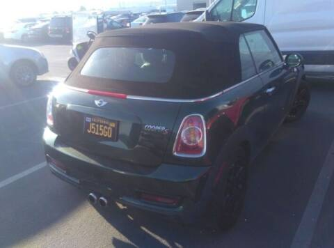 2015 MINI Convertible for sale at Northwest Euro in Seattle WA
