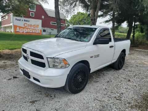 2016 RAM Ram Pickup 1500 for sale at Caulfields Family Auto Sales in Bath PA