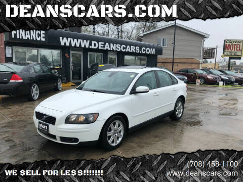 2007 Volvo S40 for sale at DEANSCARS.COM in Bridgeview IL