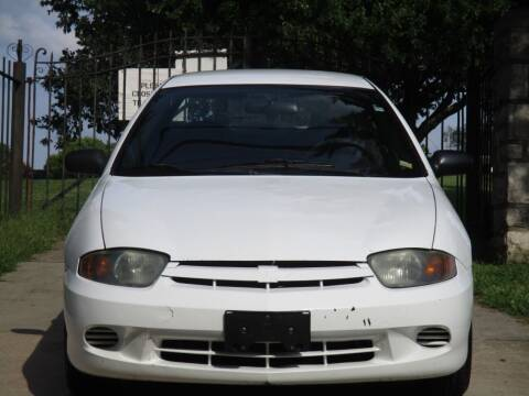 2003 Chevrolet Cavalier for sale at Blue Ridge Auto Outlet in Kansas City MO