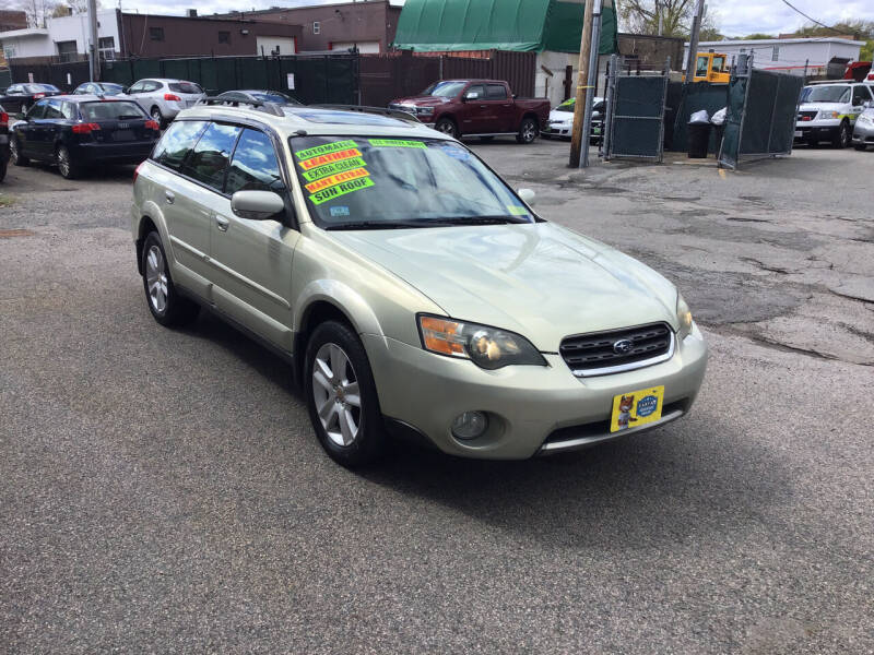 2005 Subaru Outback for sale at Adams Street Motor Company LLC in Dorchester MA