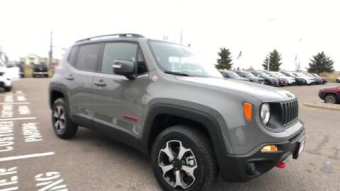 2021 Jeep Renegade for sale at Waconia Auto Detail in Waconia MN