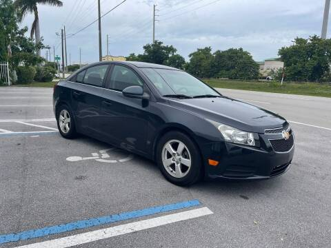 2014 Chevrolet Cruze for sale at UNITED AUTO BROKERS in Hollywood FL