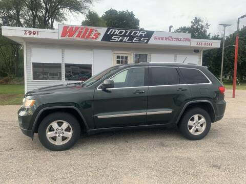 2011 Jeep Grand Cherokee for sale at Will's Motor Sales in Grandville MI