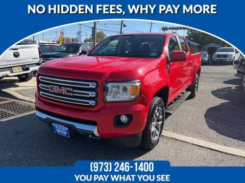 2015 GMC Canyon for sale at Route 46 Auto Sales Inc in Lodi NJ