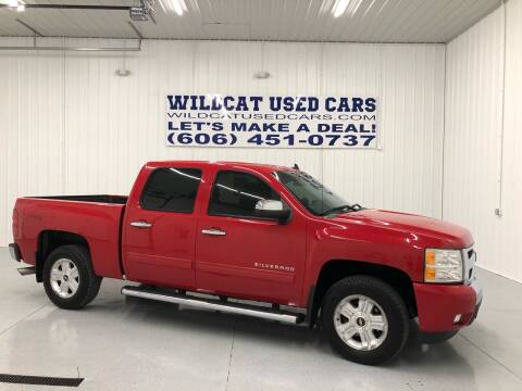 2010 Chevrolet Silverado 1500 for sale at Wildcat Used Cars in Somerset KY