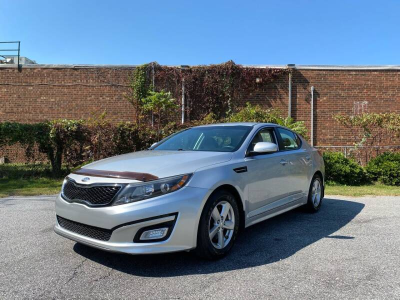 2014 Kia Optima for sale at RoadLink Auto Sales in Greensboro NC