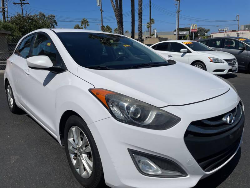 2014 Hyundai Elantra GT for sale at CARZ in San Diego CA