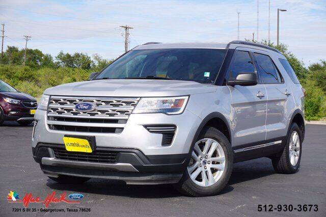 2018 Ford Explorer for sale in Georgetown, TX
