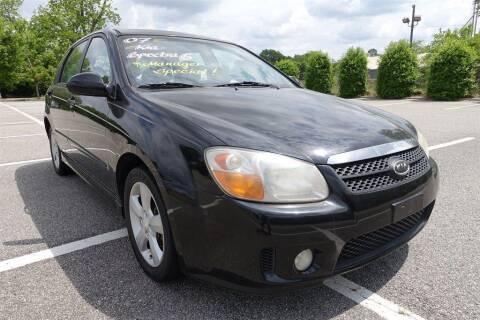 2007 Kia Spectra for sale at Womack Auto Sales in Statesboro GA