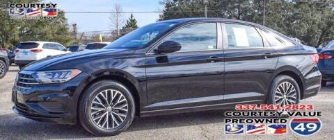 2019 Volkswagen Jetta for sale at Courtesy Value Pre-Owned I-49 in Lafayette LA